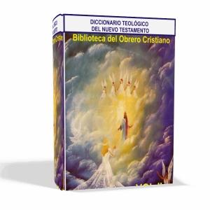 Diccionario teologico del NT II